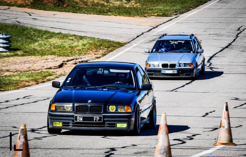 BMW 325I E36 BERLINE ET 325I COUPÉ