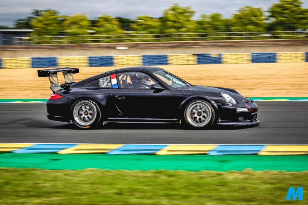 Bugatti Le Mans Track Day Circuit