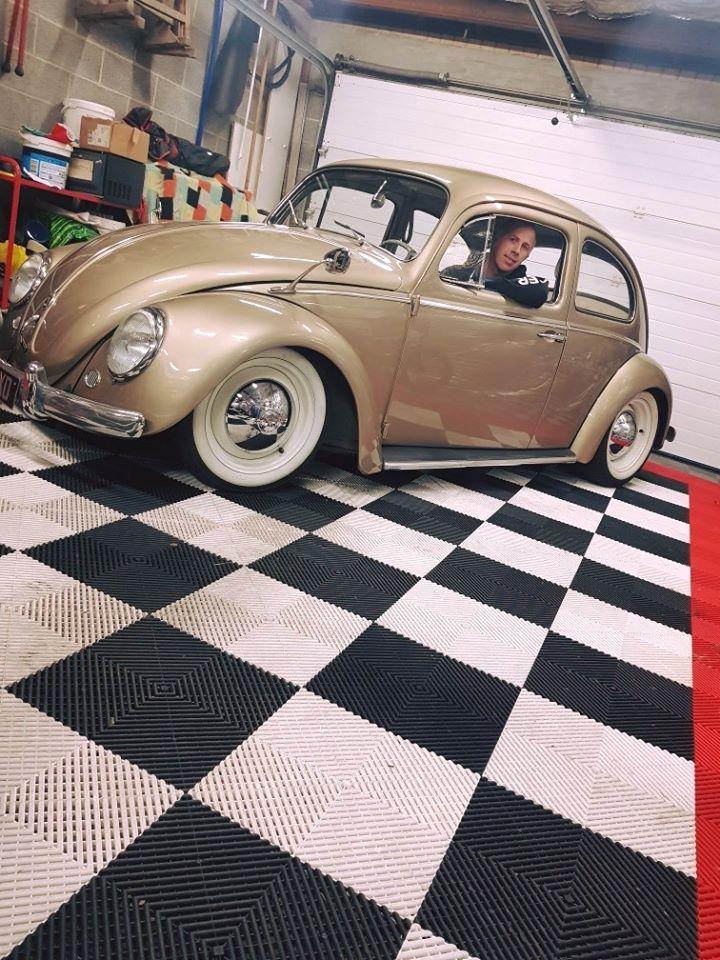 VW Cox de 1961