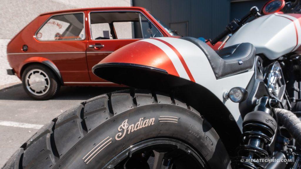 Indian 1200 Bobber Custom