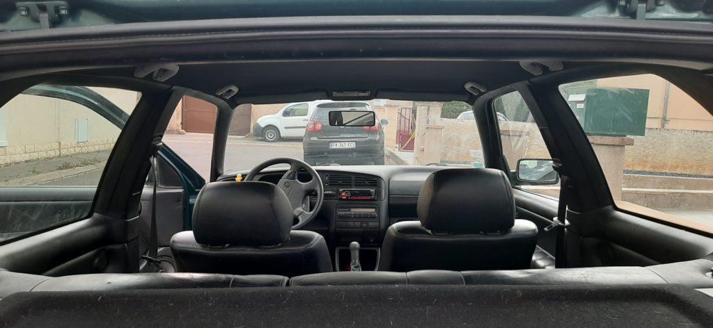 Golf 3 VR6 1995 intérieur