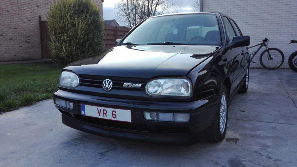 Golf 3 VR6 avant