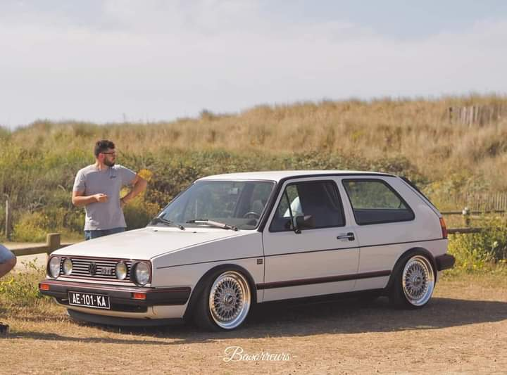 L'histoire de Mickael passionné de Volkswagen